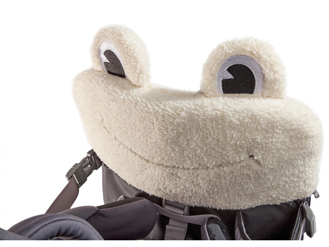 VAUDE Frog Cushion white